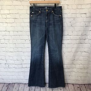 7 for all mankind 'A' Pocket Jeans Sz 26